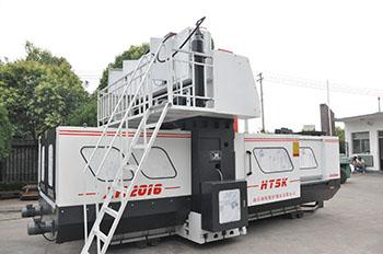 XK4025数控龙门铣床加工中心