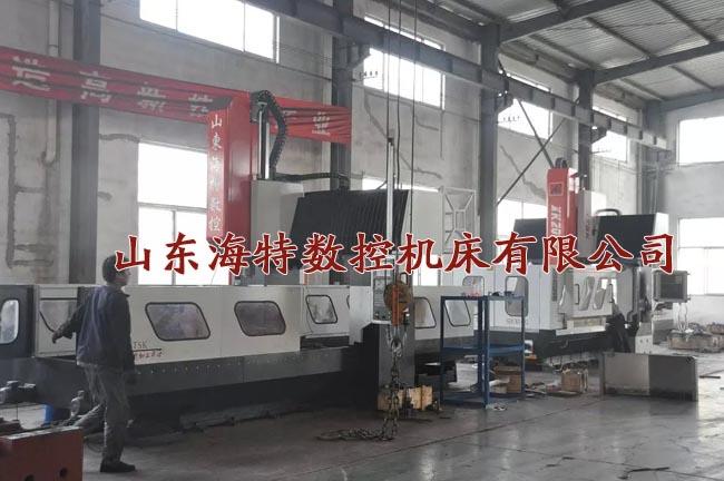 XHS3018龙门加工中心机