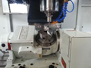 VMC1000五轴加工中心