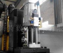 CNC加工中心打刀缸结构及常见故障